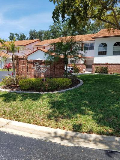 Coral Springs Townhouse For Sale: 8937 NW 23rd Street #8937
