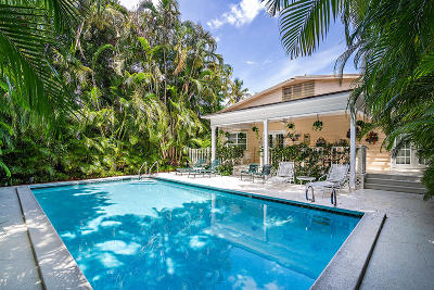 Palm Beach FL Single Family Home For Sale: $3,700,000