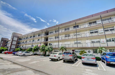 Boynton Beach Condo For Sale: 2012 S Federal Highway #407