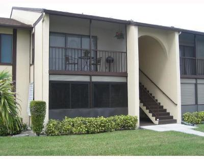 Greenacres Condo For Sale: 824 Sky Pine Way #F1