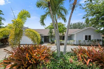 Boynton Beach Single Family Home For Sale: 4220 Fox Trace