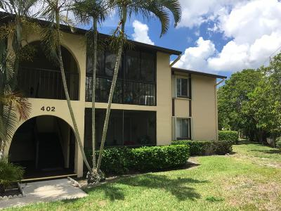 Greenacres Condo For Sale: 402 Pine Glen Lane #B-2