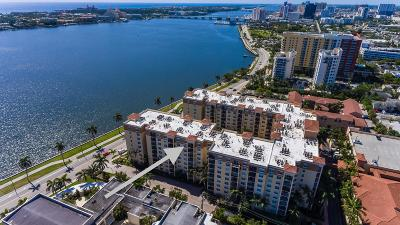 West Palm Beach Condo For Sale: 1801 Flagler Drive #934