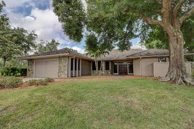 Port Saint Lucie Single Family Home For Sale: 1348 SW Cottonwood Cove