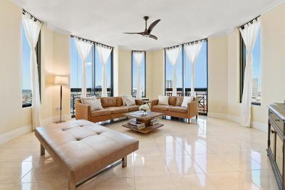 West Palm Beach Condo For Sale: 701 S Olive Avenue #928