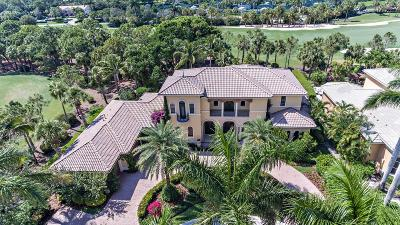 Palm Beach Gardens Single Family Home For Sale: 134 Grand Palm Way