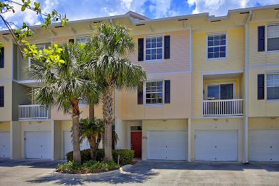 Jupiter Townhouse For Sale: 125 Galicia Way #204