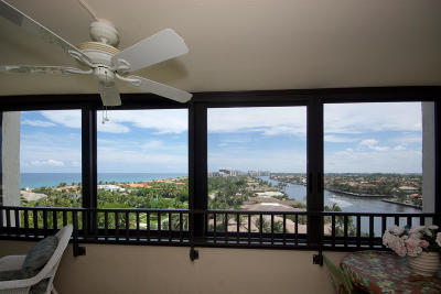 Delray Beach Condo For Sale: 2220 S Ocean Boulevard #1002