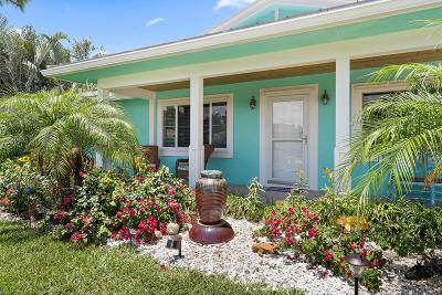 Tequesta FL Single Family Home Contingent: $389,000