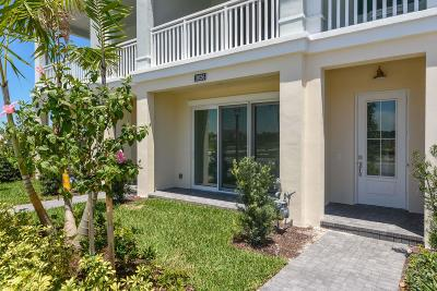Palm Beach Gardens Townhouse For Sale: 3026 Franklin Place