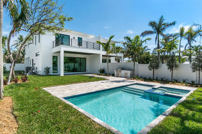 Delray Beach Townhouse For Sale: 904 Bond Way