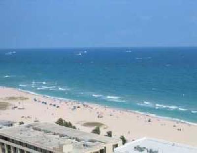 Pompano Beach Condo For Sale: 525 Ocean Boulevard #1920