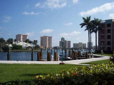 Mizner Court, Mizner Court Cond I, Mizner Court Condo, Mizner Court Condominium Condo For Sale: 100 SE 5th Avenue #316