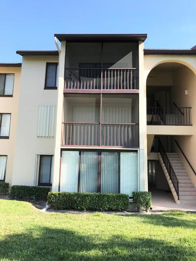 Greenacres FL Condo For Sale: $87,000