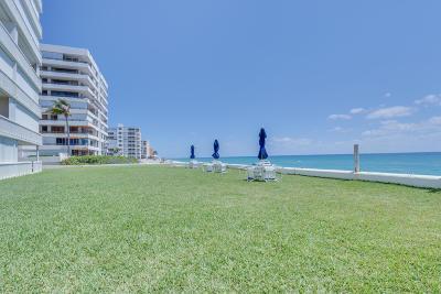 Tuscany Of Palm Beach Condo Condo For Sale: 3570 S Ocean Boulevard #207