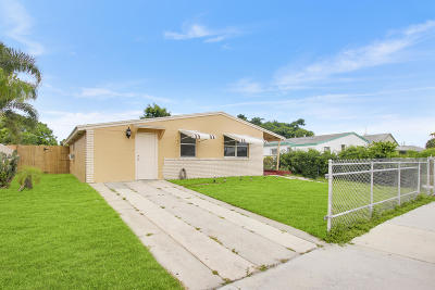 Monroe Heights Single Family Home For Sale: 1052 W 26th Street