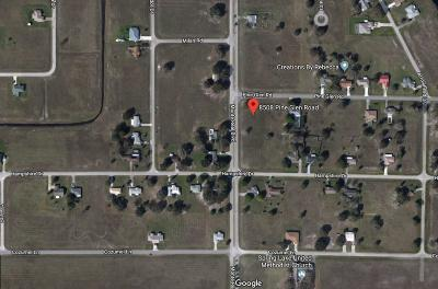 Sebring FL Residential Lots & Land For Sale: $9,000