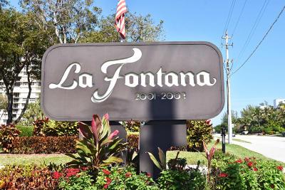 Boca Raton Condo For Sale: 2003 Ocean Boulevard #705