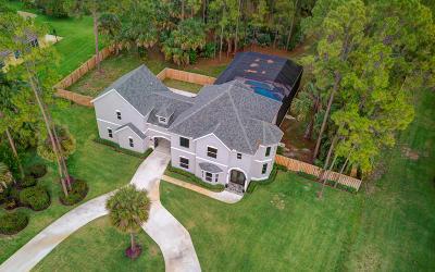 Wellington Single Family Home For Sale: 13608 Greentree Trail