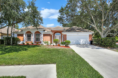 Lake Worth Single Family Home Contingent: 6421 Old Medinah Circle