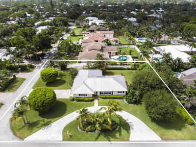 Delray Beach Single Family Home For Sale: 200 NW 22nd Street