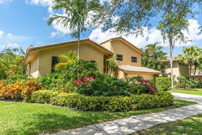 Boca Raton FL Single Family Home For Sale: $570,000