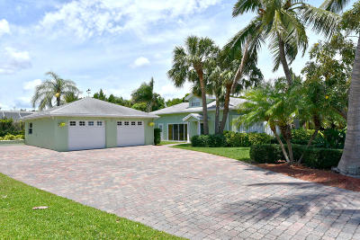 Hobe Sound Single Family Home For Sale: 12072 SE Vulcan Avenue