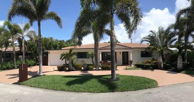 Palm Beach Shores Single Family Home For Sale: 215 Sandal Lane