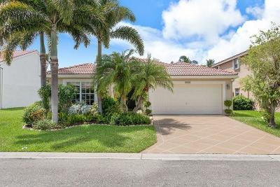 Boynton Beach Single Family Home For Sale: 8224 White Rock Circle