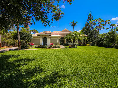 Palm City Single Family Home Contingent: 3203 SW Bicopa Place