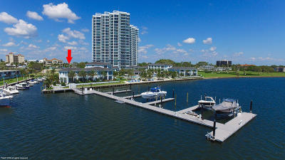 North Palm Beach Condo For Sale: 101 Water Club Court S