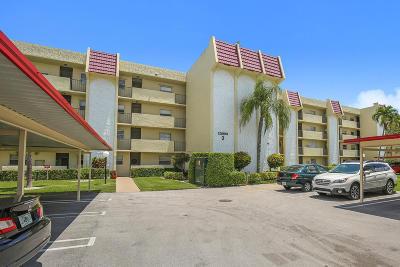 Boca Raton Condo For Sale: 23099 Barwood Lane #206