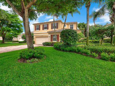 Palm Beach Gardens Single Family Home For Sale: 107 Sunset Cove Lane