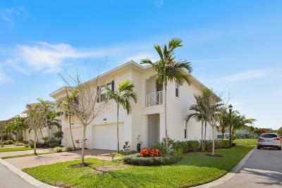 Palm Beach Gardens Townhouse For Sale: 2145 Wells Place