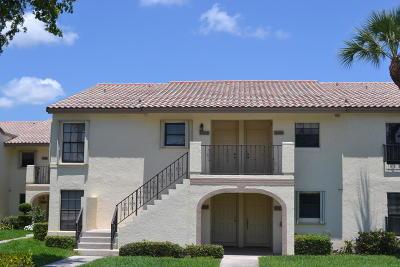 Boca Raton Condo For Sale: 2600 Greenwood Terrace #209