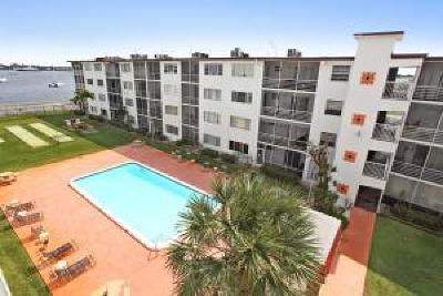 West Palm Beach Condo Sold: 4500 Flagler Drive #B20