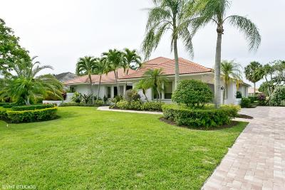 Palm Beach Gardens Single Family Home For Sale: 151 Thornton Drive