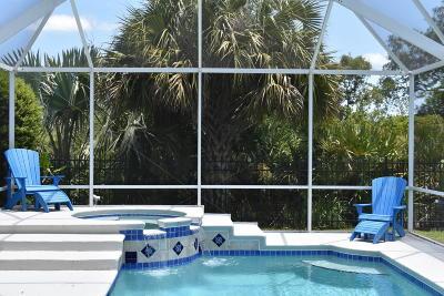 Port Saint Lucie Single Family Home For Sale: 668 NE Snook Fin Court