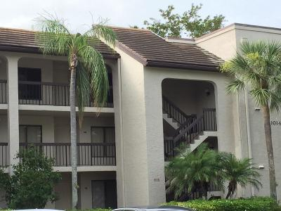 Boynton Beach Condo For Sale: 10143 Mangrove Drive #104