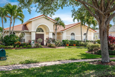 Palm City Single Family Home For Sale: 5051 SW Hammock Creek Drive