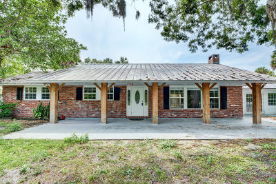 Fort Pierce Single Family Home Contingent: 3475 Gordy Road