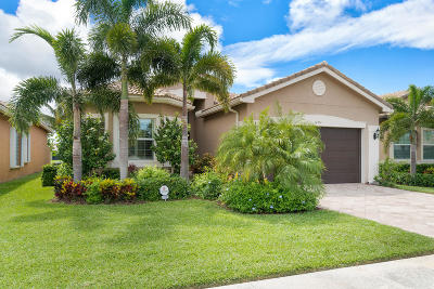 Boynton Beach Single Family Home For Sale: 12351 Madison Ridge Avenue