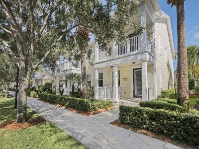 Jupiter Townhouse For Sale: 1329 Sunshine Drive