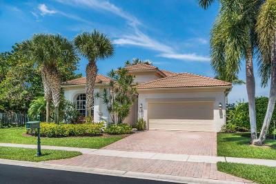 Delray Beach Single Family Home For Sale: 5840 Via De La Plata Circle