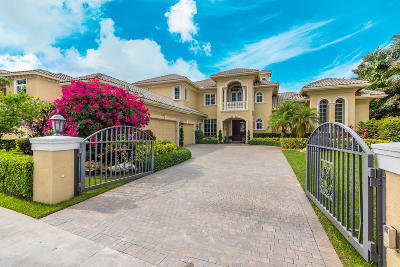 Boca Raton Single Family Home For Sale: 17122 Avenue Le Rivage