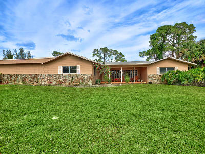 Royal Palm Beach Single Family Home For Sale: 4120 121st Terrace