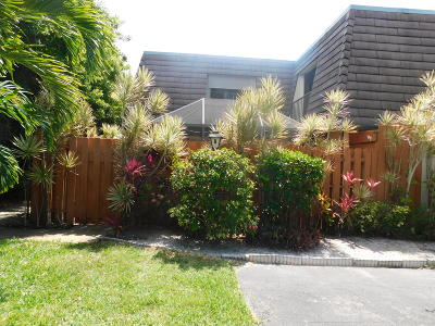Townhouse Sold: 326 Jupiter Lakes Boulevard #2315 - B