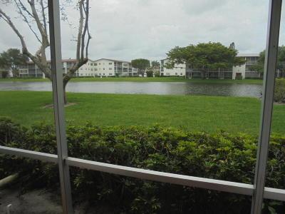 Boca Raton Condo For Sale: 511 Fanshaw M #511