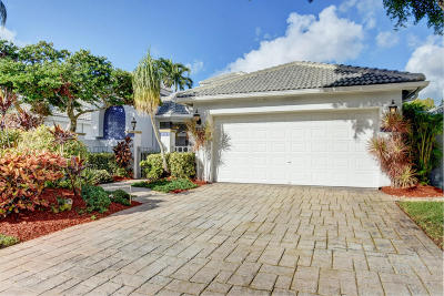 Boca Raton Single Family Home For Sale: 2138 NW 60th Circle