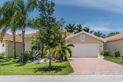 Boynton Beach Single Family Home For Sale: 9633 Edengrove Court
